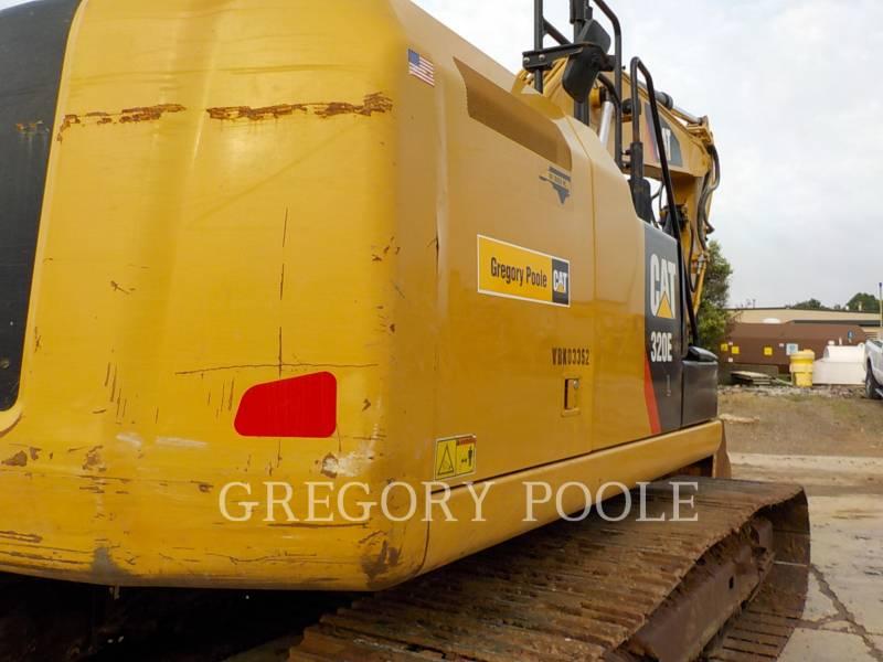 CATERPILLAR TRACK EXCAVATORS 320E L equipment  photo 12