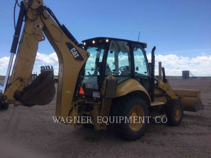 Caterpillar BULDOEXCAVATOARE 420F 4WDE equipment  photo 3