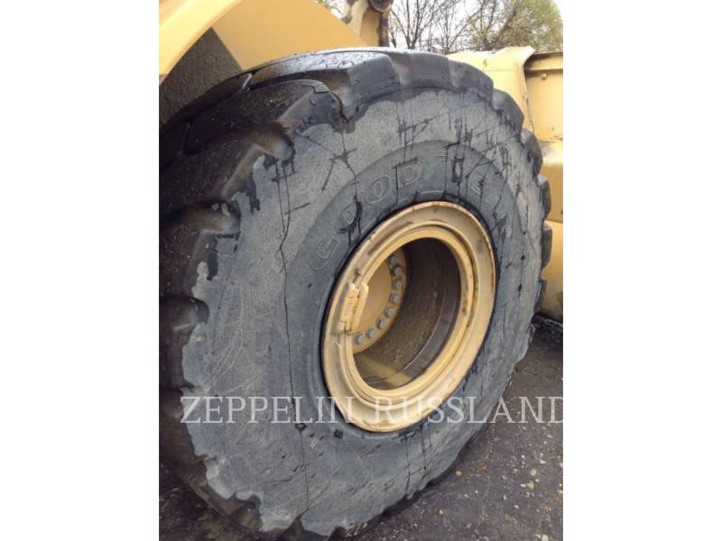 CATERPILLAR CARGADORES DE RUEDAS 966H equipment  photo 10