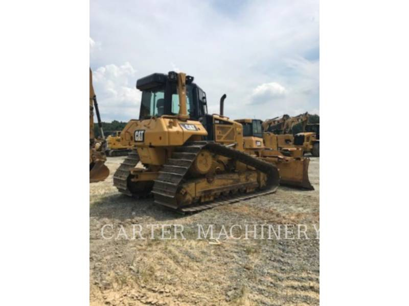 CATERPILLAR CIĄGNIKI GĄSIENICOWE D 6 N LGP equipment  photo 4