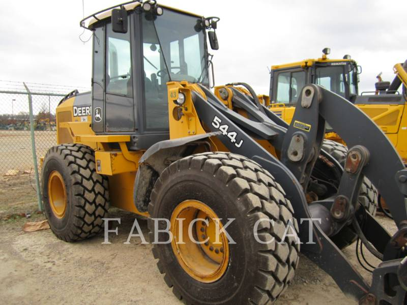 DEERE & CO. WHEEL LOADERS/INTEGRATED TOOLCARRIERS 544 equipment  photo 4