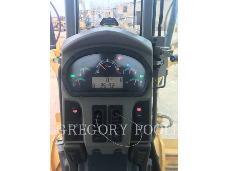 CATERPILLAR MOTOR GRADERS 12M2 equipment  photo 22