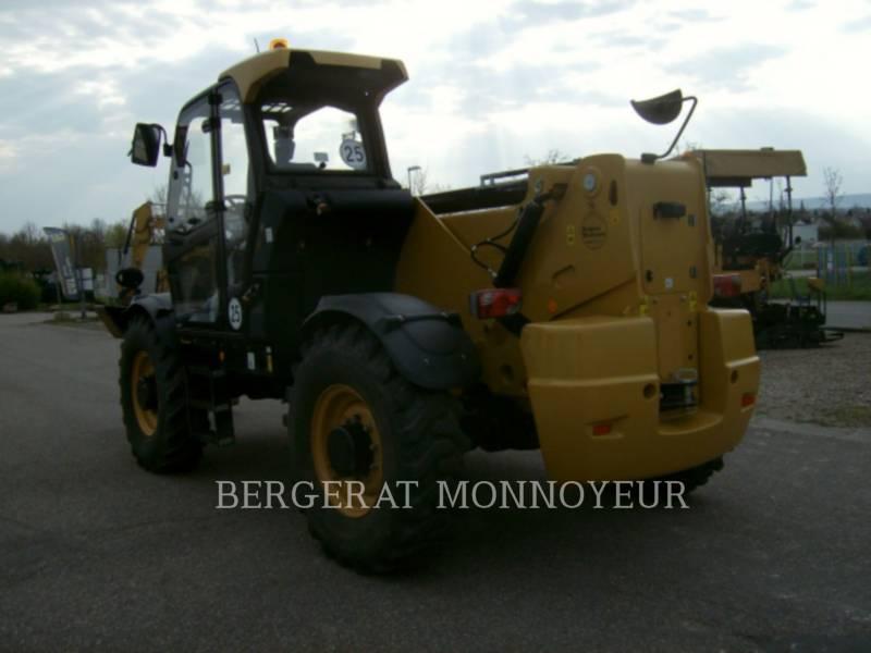 CATERPILLAR CHARGEUR À BRAS TÉLESCOPIQUE TH417C MH equipment  photo 5