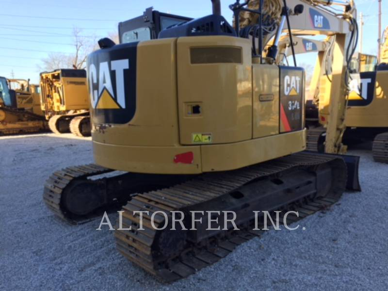 CATERPILLAR トラック油圧ショベル 314EL CR equipment  photo 4
