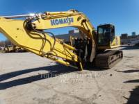 Equipment photo KOMATSU LTD. PC360LC-10 TRACK EXCAVATORS 1