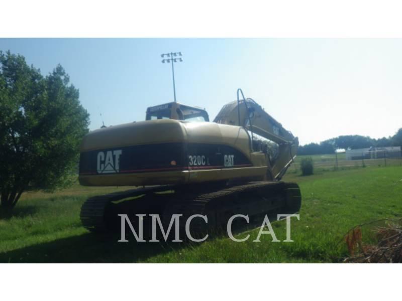 CATERPILLAR PELLES SUR CHAINES 320CL equipment  photo 3
