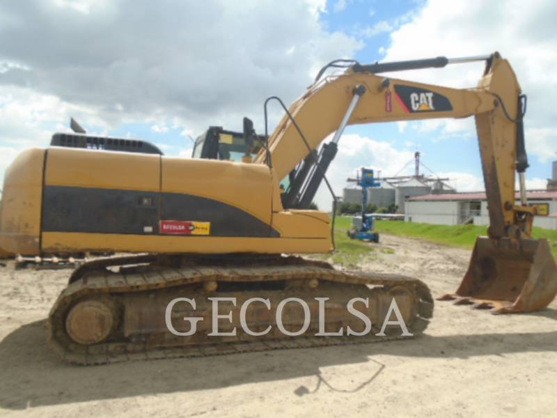 CATERPILLAR MINING SHOVEL / EXCAVATOR 324DL equipment  photo 1