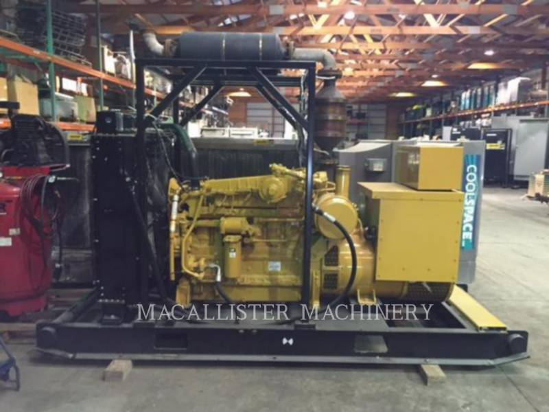 CATERPILLAR STATIONARY GENERATOR SETS G3306 equipment  photo 1
