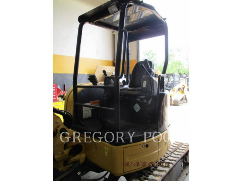 CATERPILLAR TRACK EXCAVATORS 303.5E CR equipment  photo 14