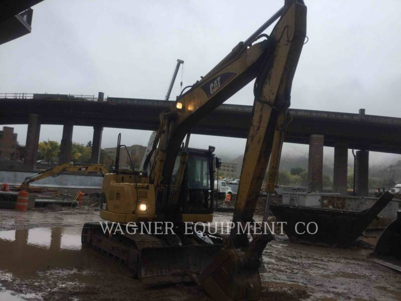 CATERPILLAR PELLES SUR CHAINES 314CL CR equipment  photo 4