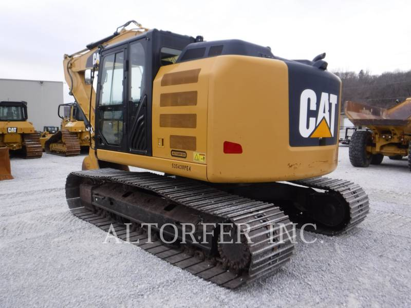CATERPILLAR トラック油圧ショベル 320EL RR equipment  photo 3