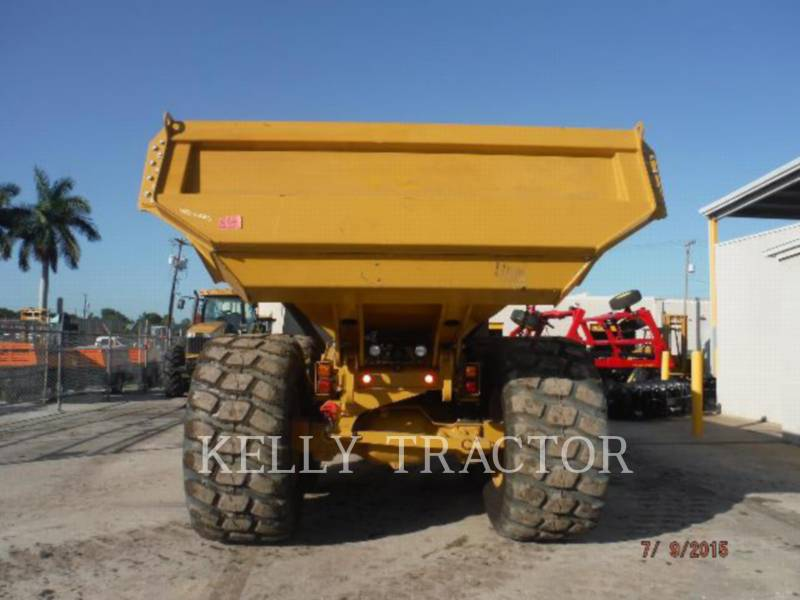 CATERPILLAR CAMINHÕES ARTICULADOS 730C equipment  photo 3
