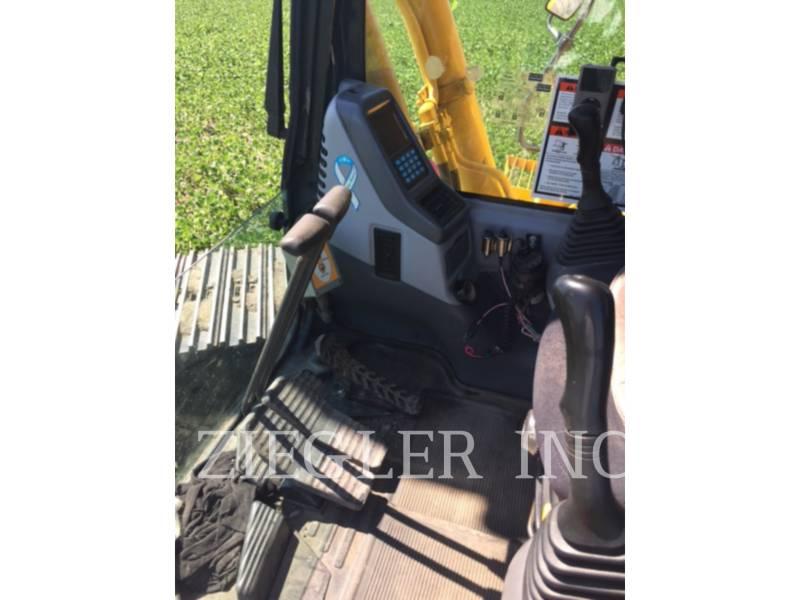 KOMATSU LTD. TRACK EXCAVATORS PC300LC-7 equipment  photo 11
