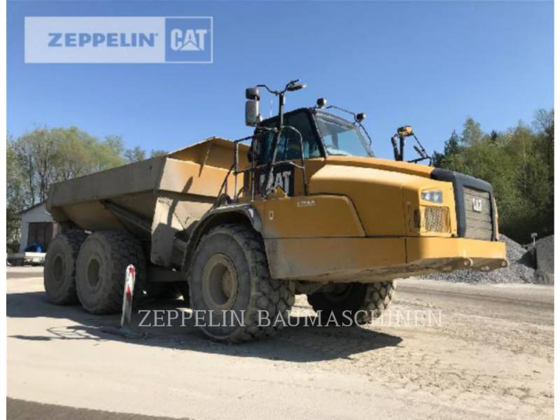 CATERPILLAR DUMPER ARTICOLATI 745C equipment  photo 3