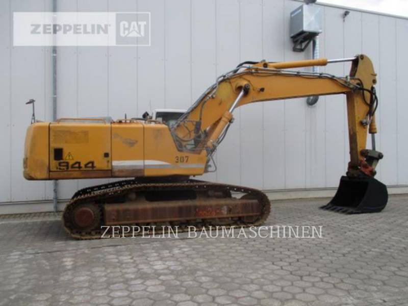 LIEBHERR KETTEN-HYDRAULIKBAGGER R944 equipment  photo 6