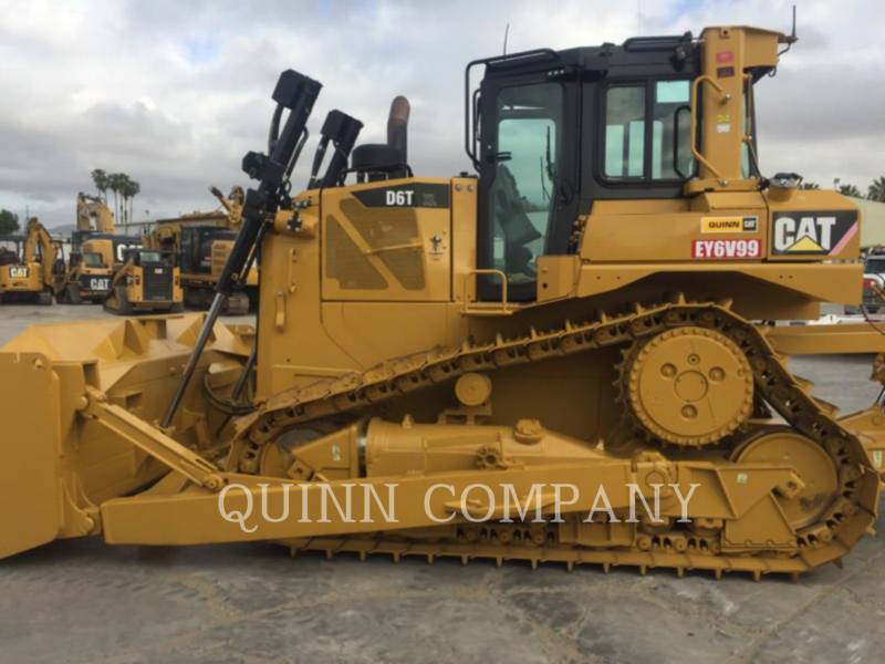 CATERPILLAR CIĄGNIKI GĄSIENICOWE D6T XL equipment  photo 3