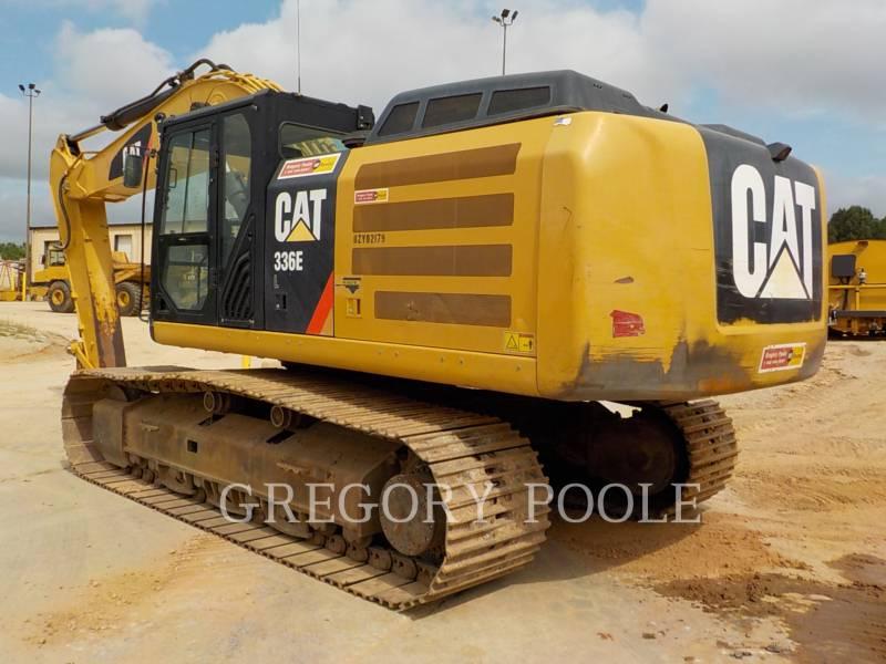 CATERPILLAR EXCAVADORAS DE CADENAS 336E L equipment  photo 7