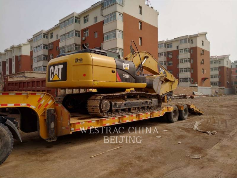 CATERPILLAR EXCAVADORAS DE CADENAS 320D equipment  photo 23