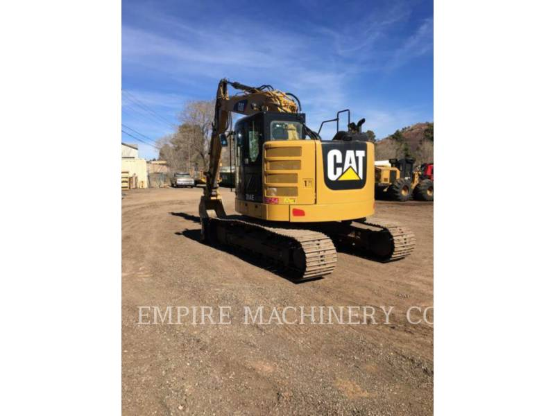 CATERPILLAR PELLES SUR CHAINES 314E LCR P equipment  photo 4