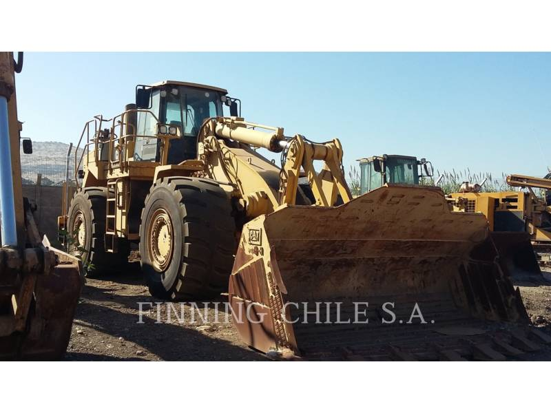 CATERPILLAR CARGADORES DE RUEDAS PARA MINERÍA 988H equipment  photo 2