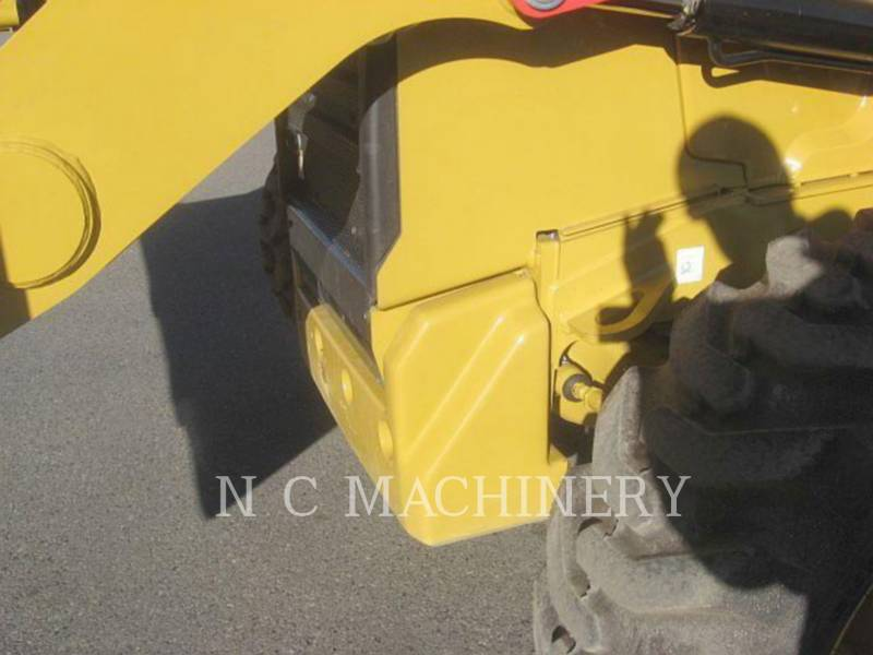 CATERPILLAR バックホーローダ 420F 4ECB equipment  photo 11