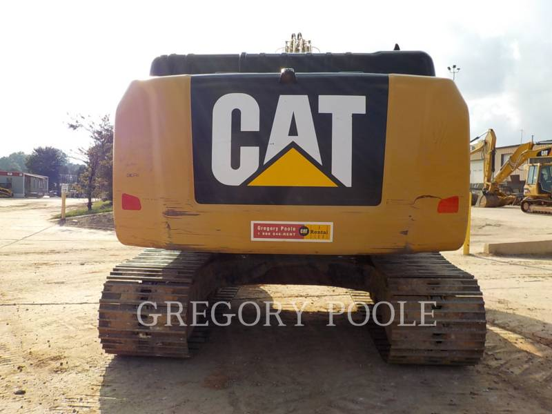 Caterpillar EXCAVATOARE PE ŞENILE 329F L equipment  photo 13