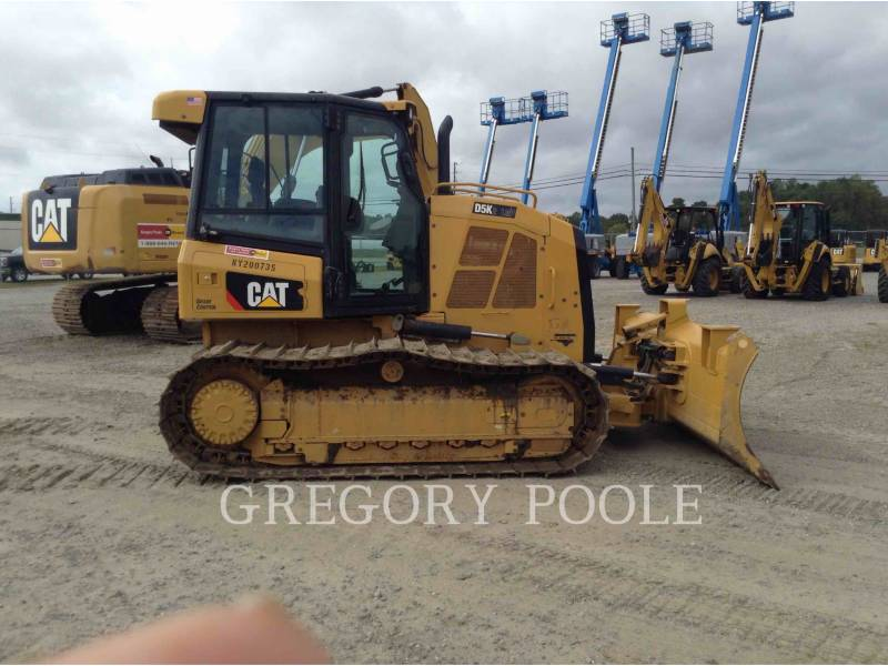 CATERPILLAR TRACK TYPE TRACTORS D5K2 LGP equipment  photo 8