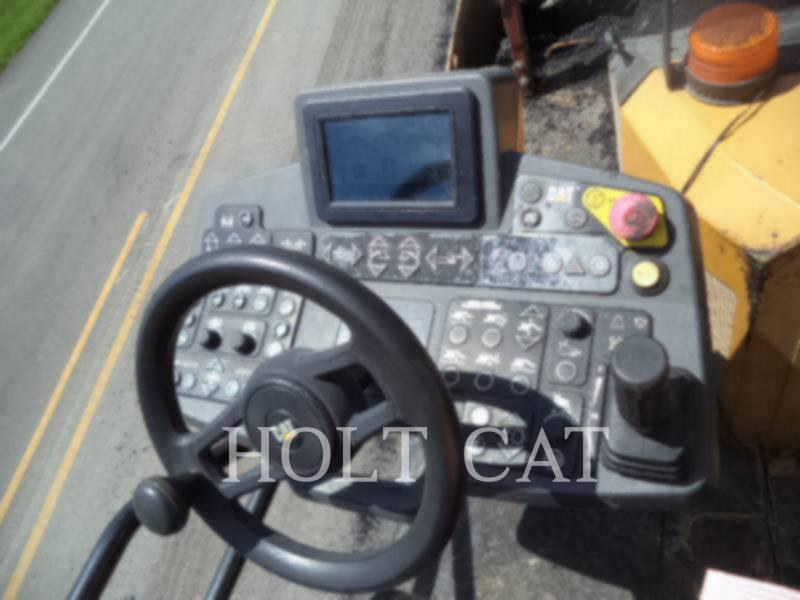CATERPILLAR 沥青铺路机 AP1000F equipment  photo 17