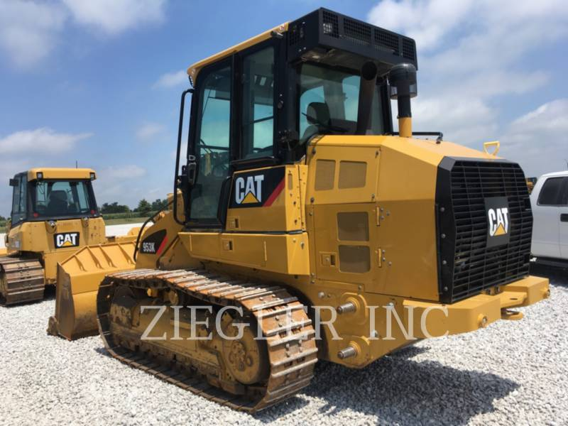 Caterpillar ÎNCĂRCĂTOARE CU ŞENILE 953K equipment  photo 2