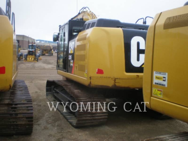 CATERPILLAR ESCAVADEIRAS 324EL equipment  photo 3