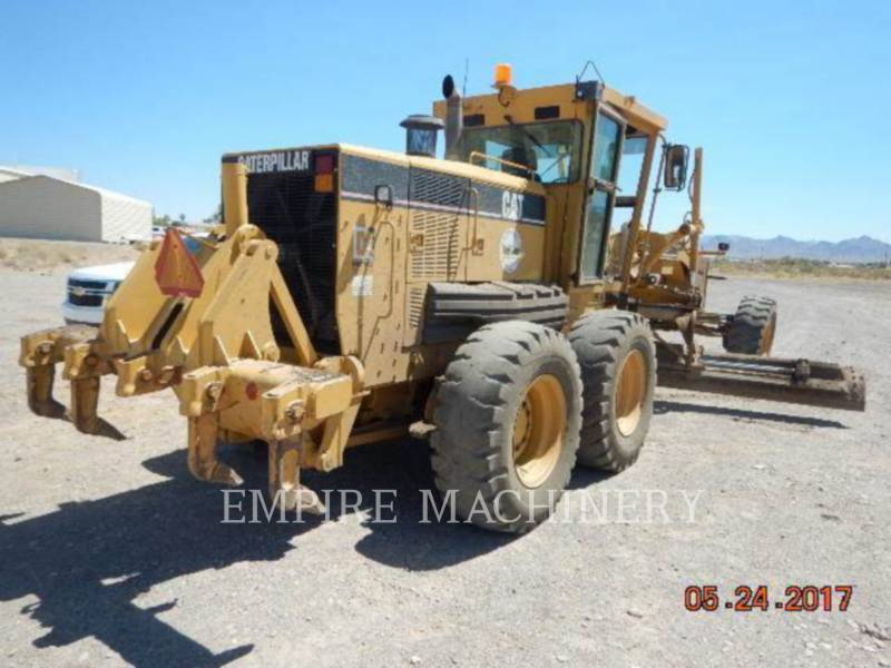 CATERPILLAR MOTONIVELADORAS 140HNA equipment  photo 4