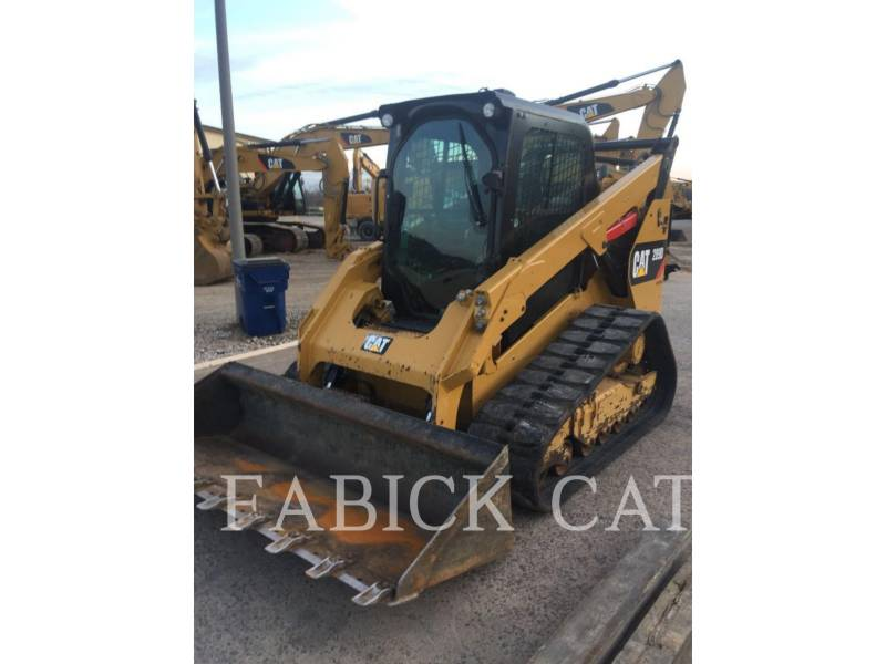 CATERPILLAR CARGADORES MULTITERRENO 289D C3H2 equipment  photo 2