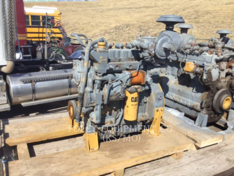 CATERPILLAR STATIONARY - NATURAL GAS G3304NAIN equipment  photo 1
