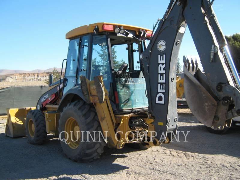 JOHN DEERE RETROEXCAVADORAS CARGADORAS 310 equipment  photo 4
