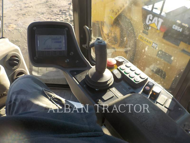 CATERPILLAR EINZELVIBRATIONSWALZE, GLATTBANDAGE CS56B equipment  photo 8