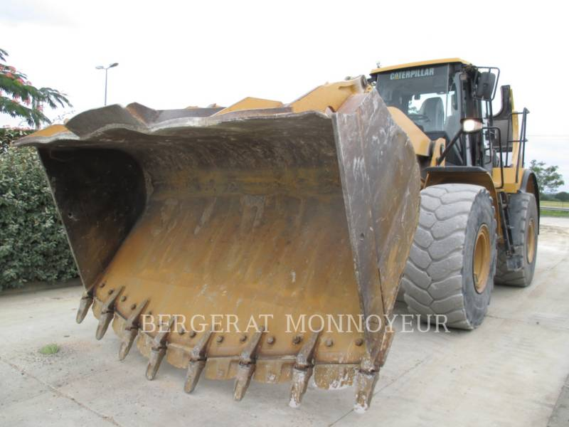 CATERPILLAR CARGADORES DE RUEDAS 972H equipment  photo 7