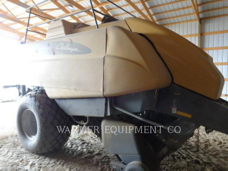 AGCO AG HAY EQUIPMENT LB44B/CHUT equipment  photo 5
