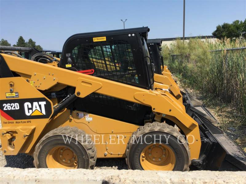 CATERPILLAR SCHRANKLADERS 262D C3HF2 equipment  photo 2