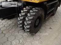 CATERPILLAR PELLES SUR PNEUS M314F equipment  photo 17