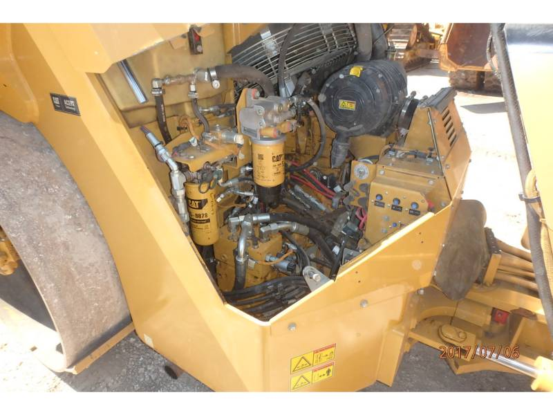 CATERPILLAR TANDEMVIBRATIONSWALZE, ASPHALT CB64 equipment  photo 13