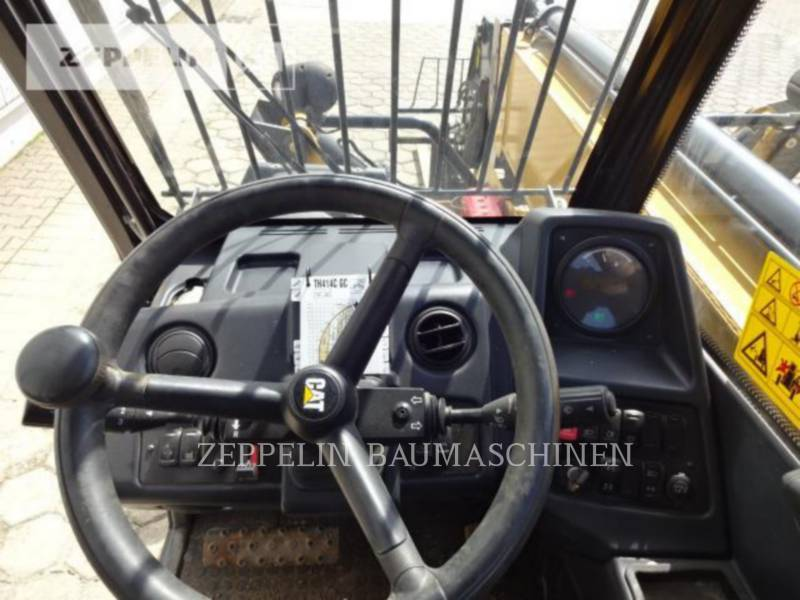 CATERPILLAR TELEHANDLER TH414CGC equipment  photo 22