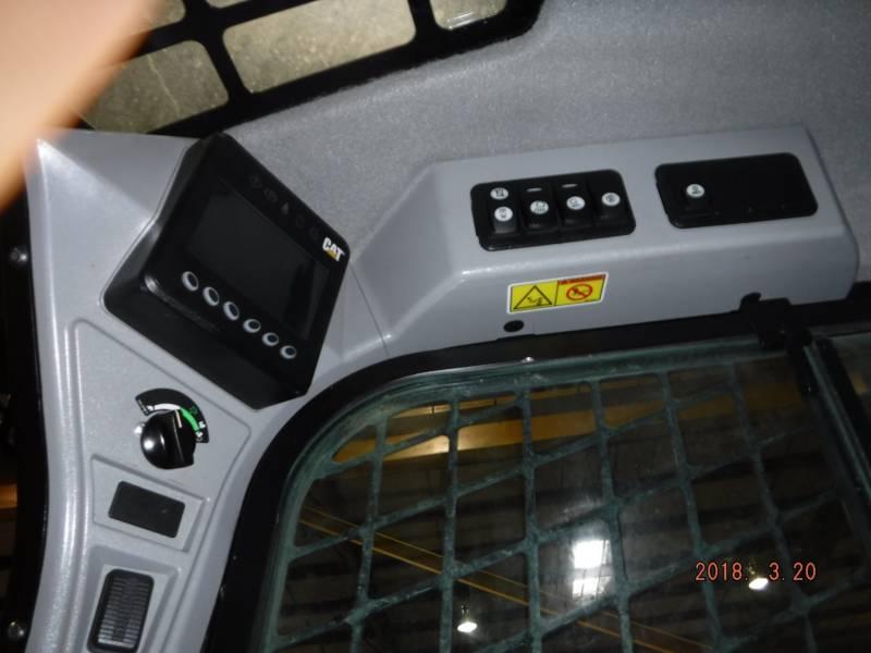 CATERPILLAR MULTI TERRAIN LOADERS 299 D 2 XHP equipment  photo 12