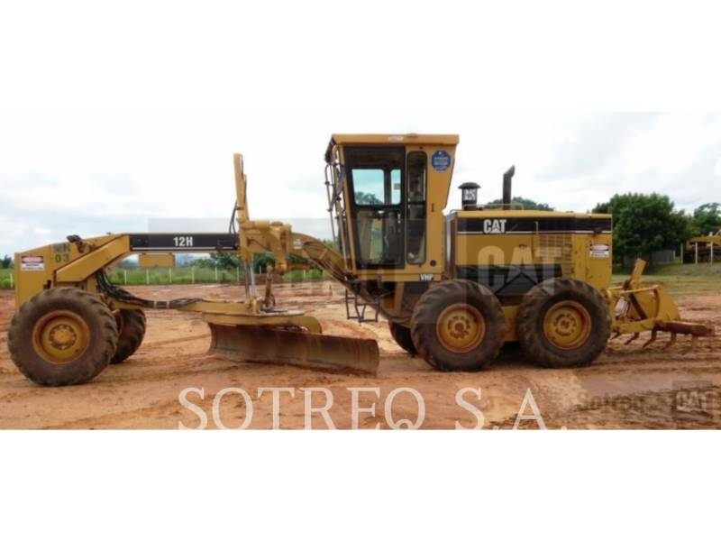 CATERPILLAR MOTONIVELADORAS 12HNA equipment  photo 1