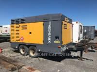 Equipment photo ATLAS-COPCO XRVS1000 AIR COMPRESSOR 1