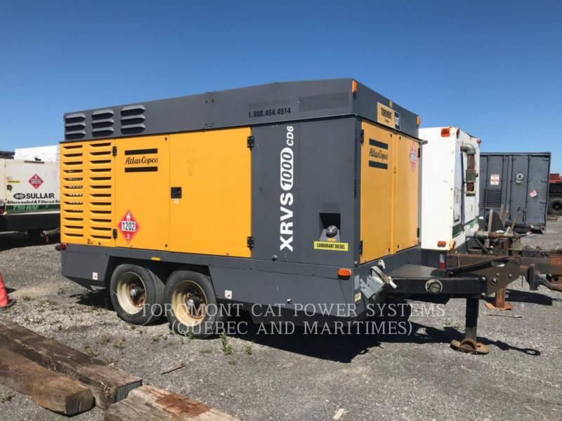 ATLAS-COPCO LUFTKOMPRESSOR XRVS1000 equipment  photo 1