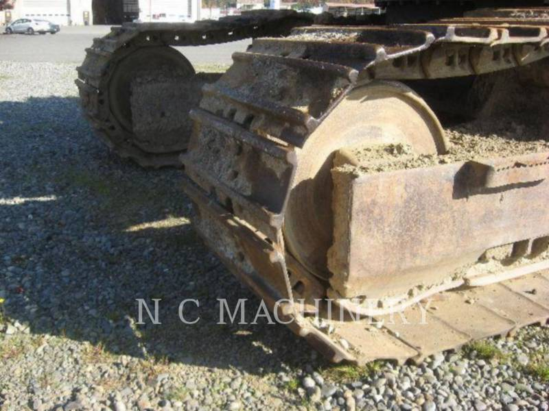 CATERPILLAR FORSTMASCHINE 235C equipment  photo 6