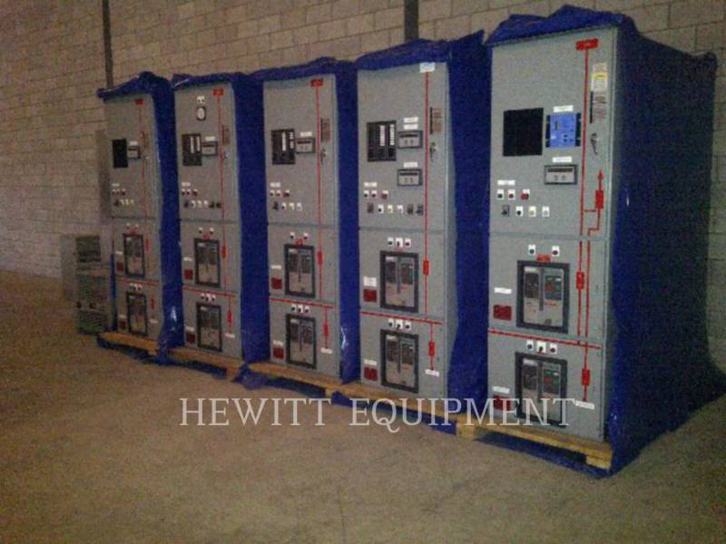 CUTTLER HAMMER COMPONENTES DE SISTEMAS SWITCHGEAR 5000A equipment  photo 1
