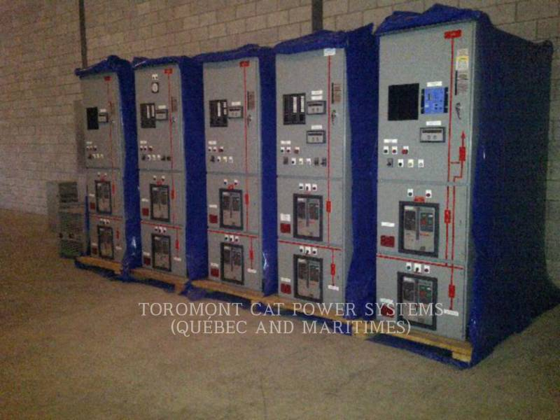 CUTTLER HAMMER SYSTEMS / COMPONENTS SWITCHGEAR 5000A equipment  photo 1