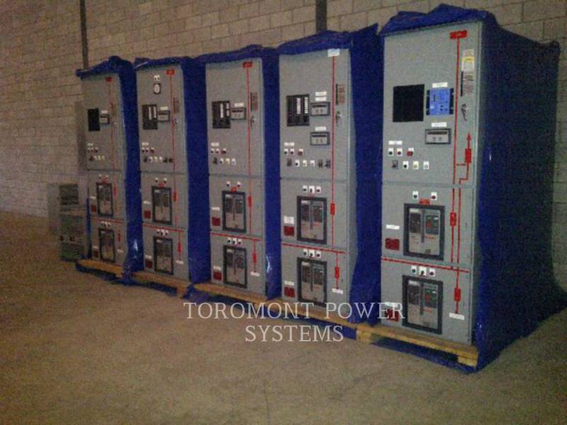 CUTTLER HAMMER COMPONENTES DE SISTEMAS SWITCHGEAR 5000A equipment  photo 1