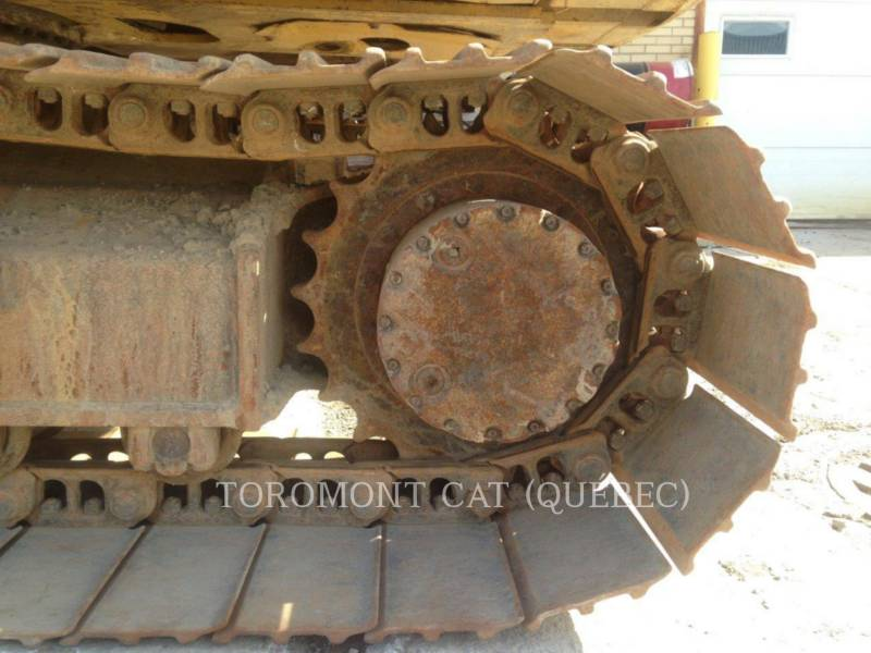 CATERPILLAR TRACK EXCAVATORS 312DL equipment  photo 8